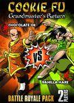 Board Game: Cookie Fu