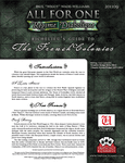 RPG Item: Richelieu's Guide to the French Colonies