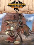 RPG Item: Warbeasts & Wyrms Tale Spinner One Sheet: Rock Steady