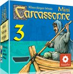 Board Game: Carcassonne: The Ferries