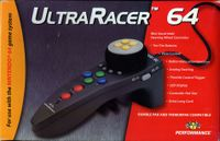 Video Game Hardware: UltraRacer 64