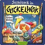 Board Game: Sushizock im Gockelwok