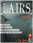 RPG Item: LAIRS: Xvart