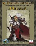 RPG Item: A Touch of Evil, Vol. 1: Orcs