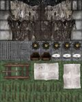 RPG Item: Adventure Realm Map Tiles - Castle and Dungeon Extras