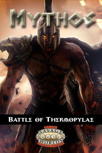 RPG Item: Battle of Thermopylae (Savage Worlds)