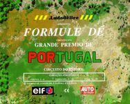 Board Game: Formule Dé Circuit № 6: GRANDE PREMIO DE PORTUGAL – Circuito do Estoril