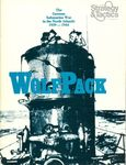 Board Game: Wolfpack: Submarine Warfare in the North Atlantic, 1942-44