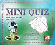 Board Game: Mini Quiz