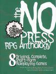 RPG Item: The No Press RPG Anthology
