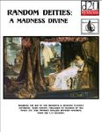 RPG Item: Random Deities: A Madness Divine