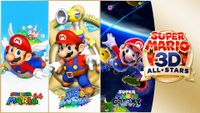 Video Game Compilation: Super Mario 3D All-Stars