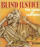 Board Game: Blind Justice