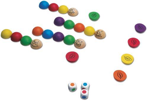 Board Game: Caterpillar Crawl