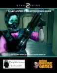 RPG Item: StarCluster 2 Weapon Design Guide