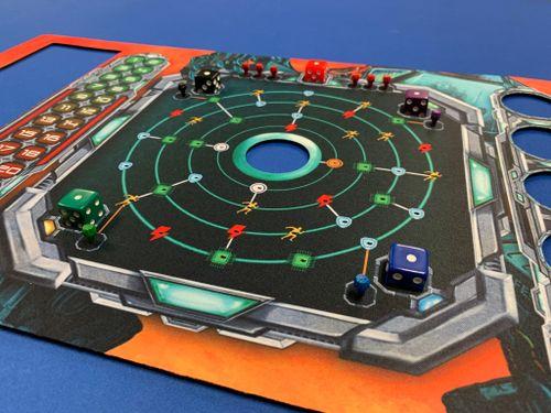 Board Game: burncycle