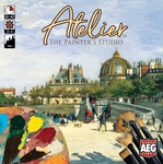 Board Game: Atelier: The Painter's Studio