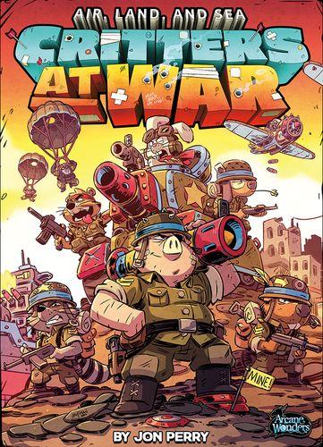 Board Game: Air, Land & Sea: Critters at War