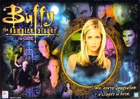 Board Game: Buffy the Vampire Slayer: The Game