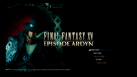 Video Game: Final Fantasy XV - Episode Ardyn