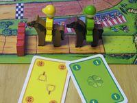 Board Game: Giro Galoppo