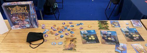 Board Game: Midnight Exchange