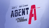 Video Game: Agent A - A puzzle In disguise