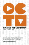 Issue: Octo: Games of Autumn (Volume 1, Issue 2 - Oct 2013)
