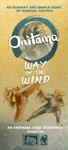 Board Game: Onitama: Way of the Wind