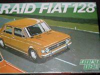 Board Game: Raid Fiat 128