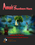RPG Item: Assault on the Southern Horn (Swords & Wizardry)