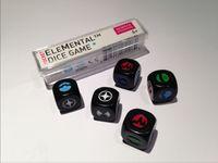 Board Game: Elemental Dice