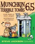 Board Game: Munchkin 6.5: Terrible Tombs