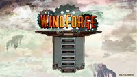 Video Game: Windforge