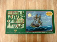 Board Game: The Voyage of the Mayflower
