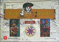 Board Game: Winds of Plunder