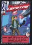 Board Game: Sentinels of the Multiverse: The Super Scientific Tachyon Promo Card