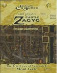 RPG Item: CZ11: Castle Zagyg: The Free Town of Yggsburgh – Moat Gate