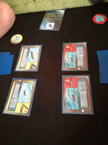 Board Game: Egeo