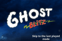Video Game: Ghost Blitz