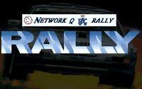 Video Game: Network Q RAC Rally