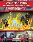 RPG Item: Everyman Minis: Yearbound Phoenix Ritual