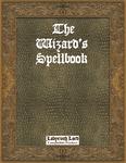RPG Item: The Wizard's Spellbook