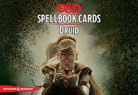 RPG Item: Spellbook Cards: Druid
