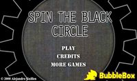 Video Game: Spin the Black Circle