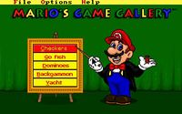 Video Game: Mario's Game Gallery