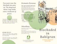 RPG Item: Blockaded in Bahlgran