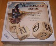 Board Game: Railroad Dice