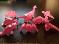 Board Game: Dinosaur Island