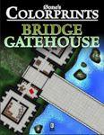 RPG Item: 0one's Colorprints 04: Bridge Gatehouse